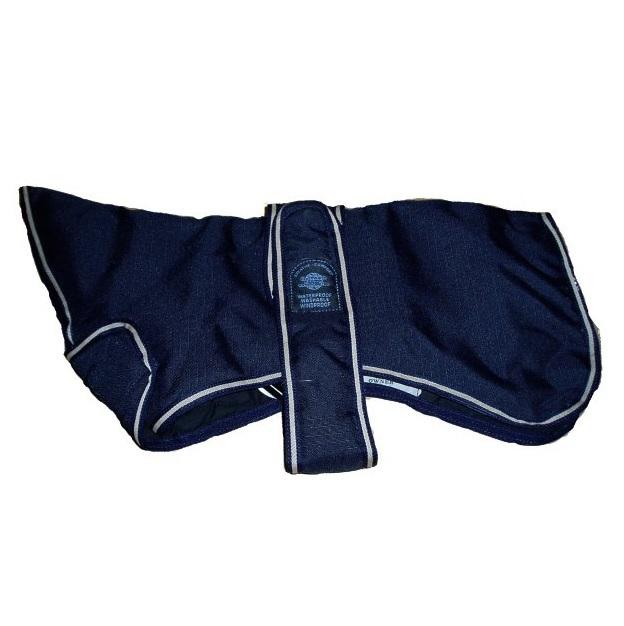 Greyhound Navy Blue Coat