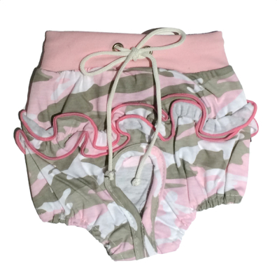 Sanitary Pink Camouflage