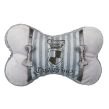 Dog Prince pillow bone