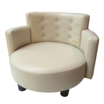 Chic Diamond Beige Sofa