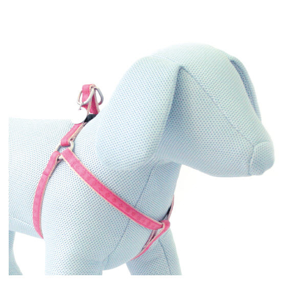 SOFT HARNESS PINK - ADJUSTABLE