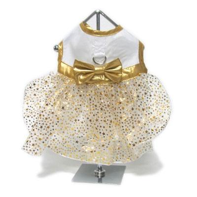 Golden fairy Dress- ONLY 22CM