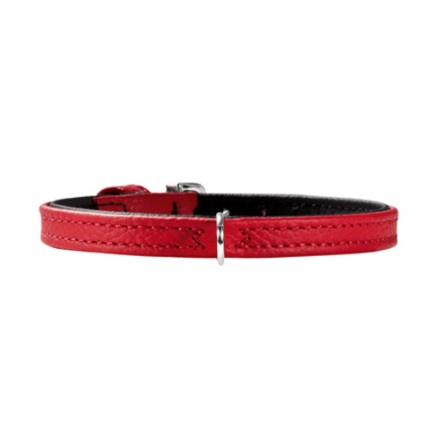 Necklace Nappa Tiny - Red