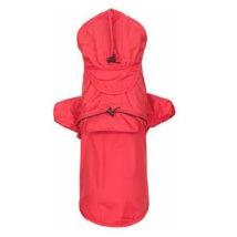 RAINCOAT RED