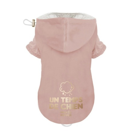 Raincoat - Cloudy Pink