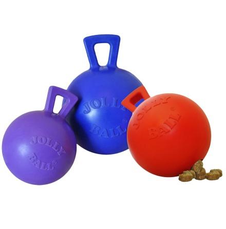 Jolly Tug-n-Toss Mini Treat Dispensing - Purple