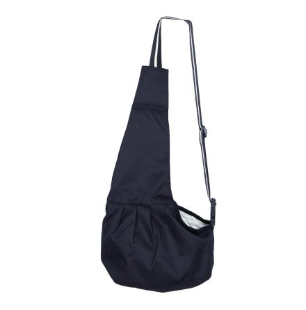 Light shoulder bag black