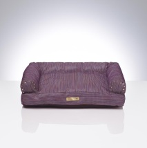 Dog Sofa Purple
