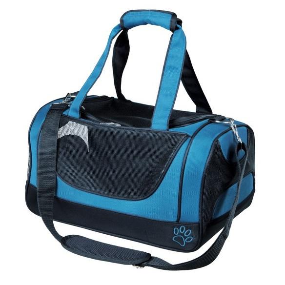 Travel Bag Charlie Black/Blue