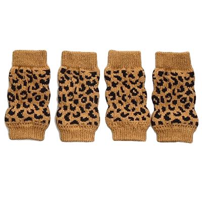 Leg warmers - Leopard
