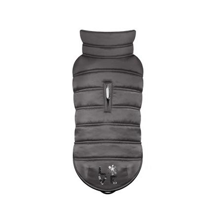 Halo Light Fleece Coat - Grey