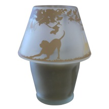 Cute Candle Light - Taupe
