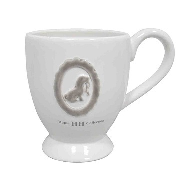 Porcelain Mug White