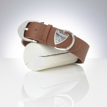 Cocoa Hermes Collar