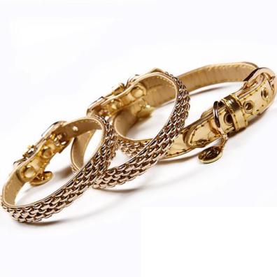 Collar Foggia w Chain - Gold