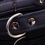Soft Exclusive Collar Silver - Black