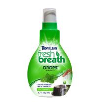 Munvatten för fräsch andedräkt