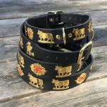 Genuine Alp Collar - Black