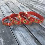Genuine Alp Collar - Red