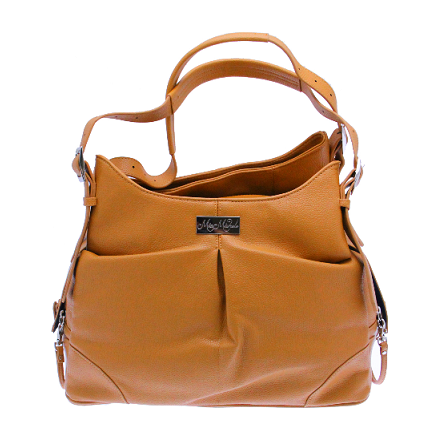 Light Brown Multi Bag 40x20x23cm