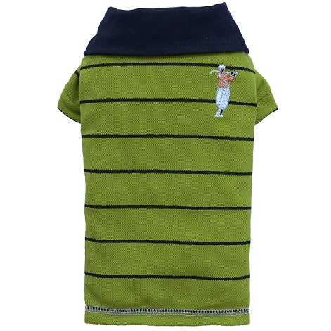 Green Golf Polo - BIG