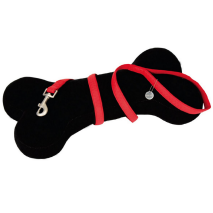 SOFT LEASH RED