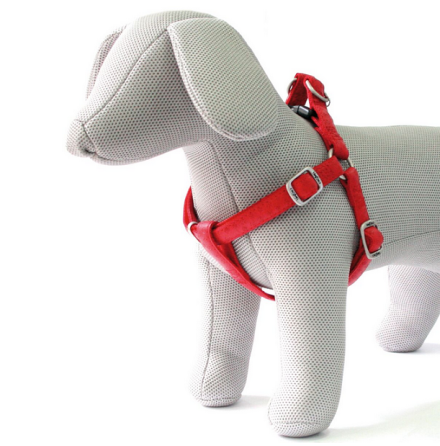 SOFT HARNESS RED