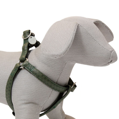 SOFT HARNESS MILITARY GREEN