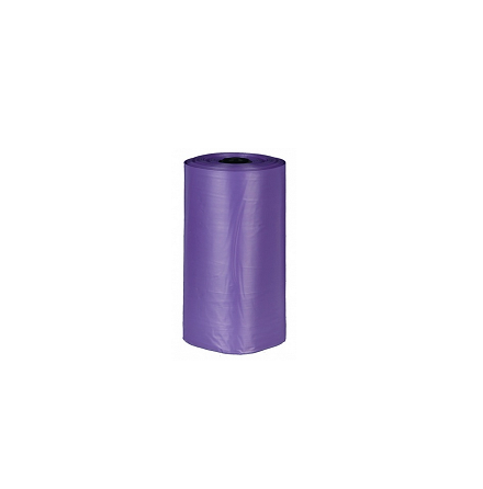 Poobag Purple with Lavendel Scent 4rolls/20bags