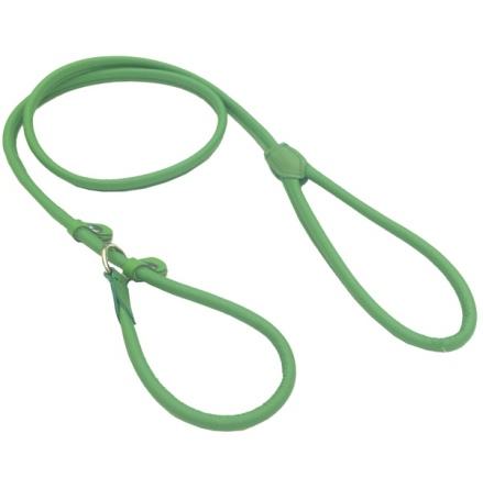 Retriever Leather Leash - Green