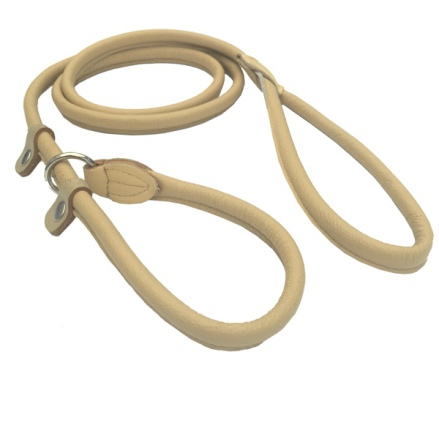 Retriever Leather Leash - Natur