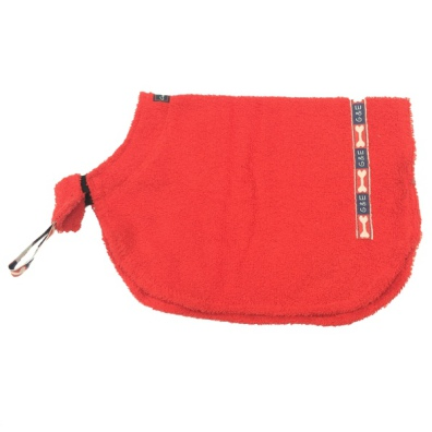 Bathrobe Red