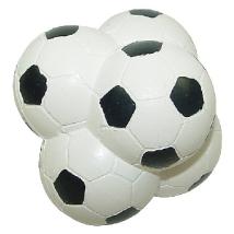 Uneven Hard Rubber Football 7cm