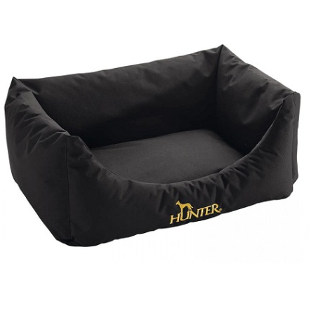 Dog Bed Canvas - Black