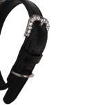 Bandana w Black Collar - Camo