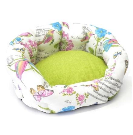 Garden Round Bed