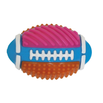 Rugby Rattle Toy