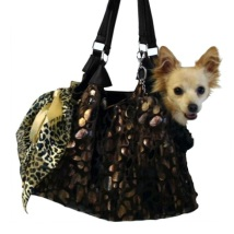 Bag in Town - Black/Brown