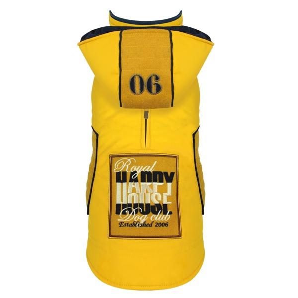 Royal Club Coat - Yellow