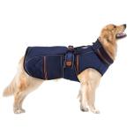 Royal Dog Coat - Blue
