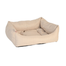 Surrey Dog Bed - Powder Beige