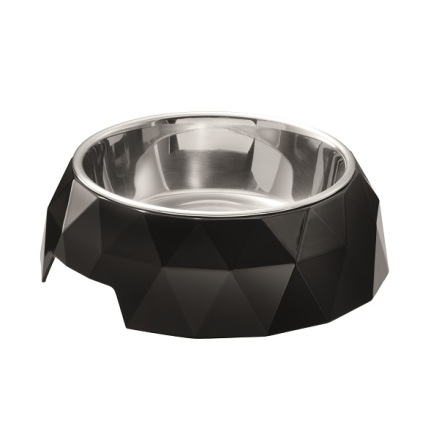 Jem Bowl Melamine - Black