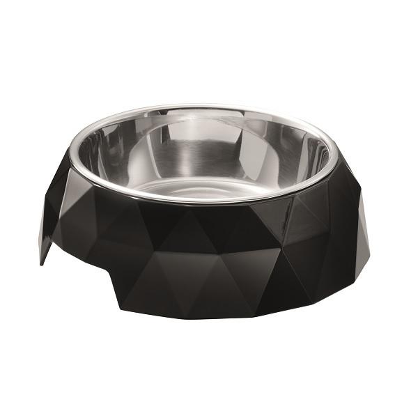 Jem Bowl Melamine - Black