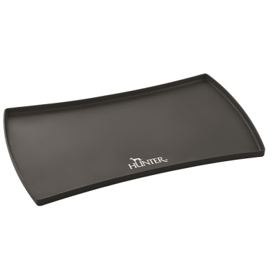 Soft Silicon Placemat - Black