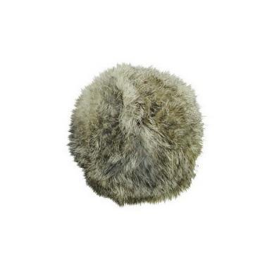 Real Rabbit Fur Ball