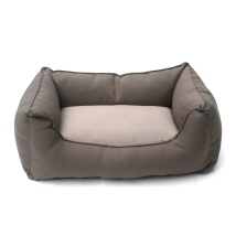 Cappuccino Dog Bed - Brown
