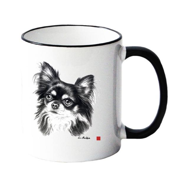 Mug w Chihuahua 8,5x10cm
