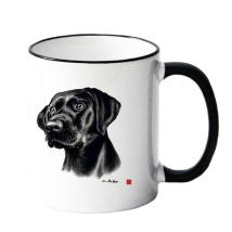 Mug w Labrador