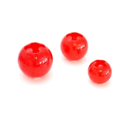 Strong Rubber Ball - Red