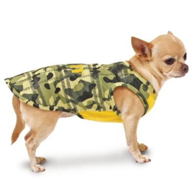 Army Tee - Camo/Yellow